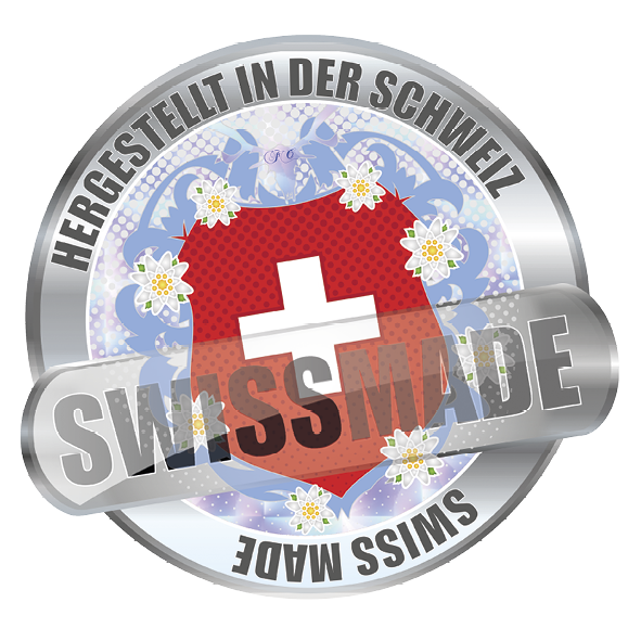 Swiss Made Gütesiegel